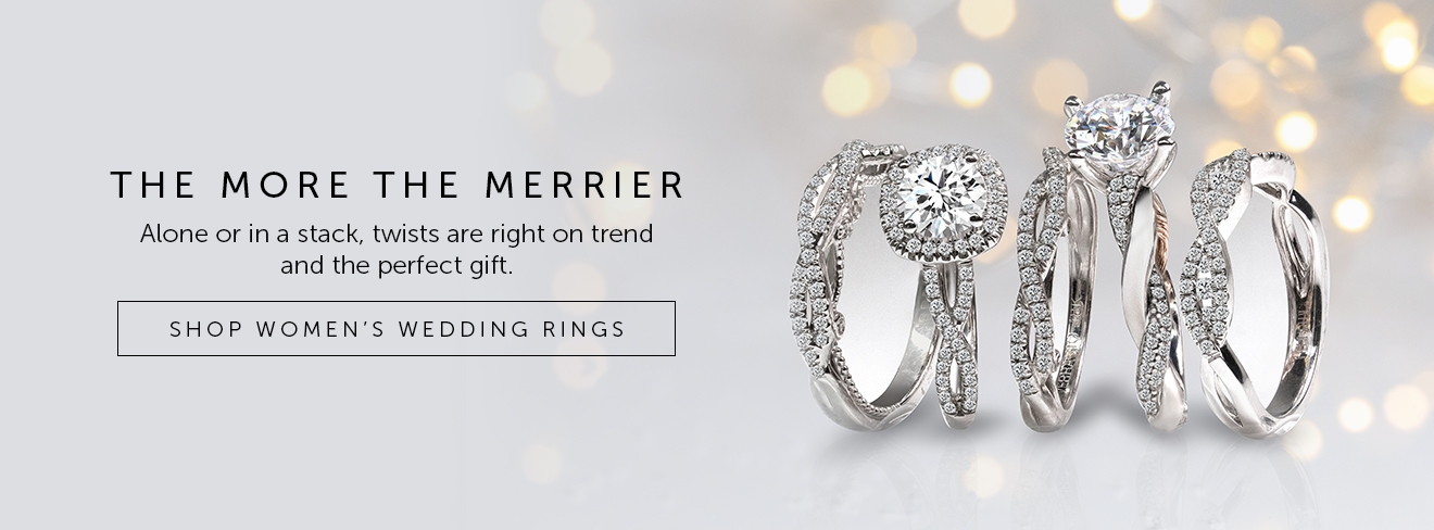 Shop women's Wedding Rings