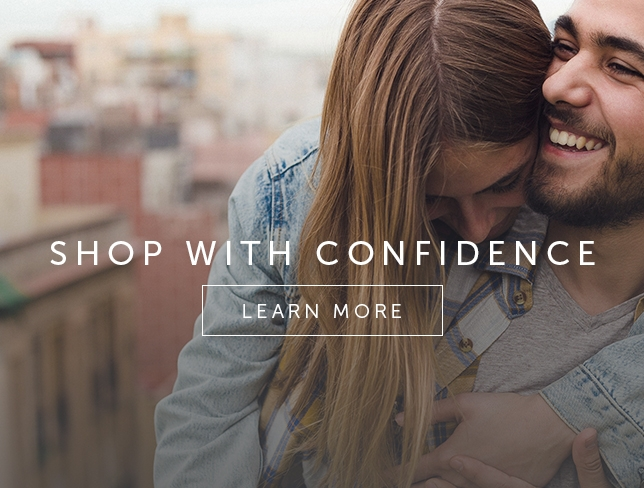 Shop With Confidence at Robbins Brothers