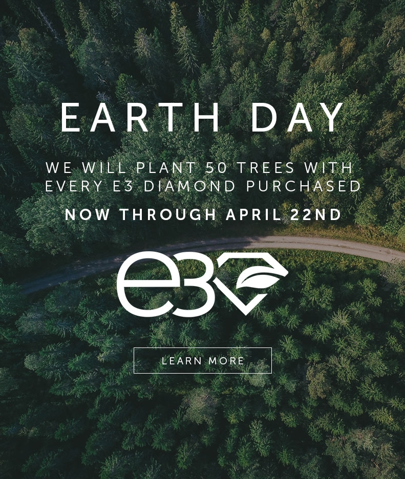 Plant 50 Trees with Every E3 Diamond Purchase