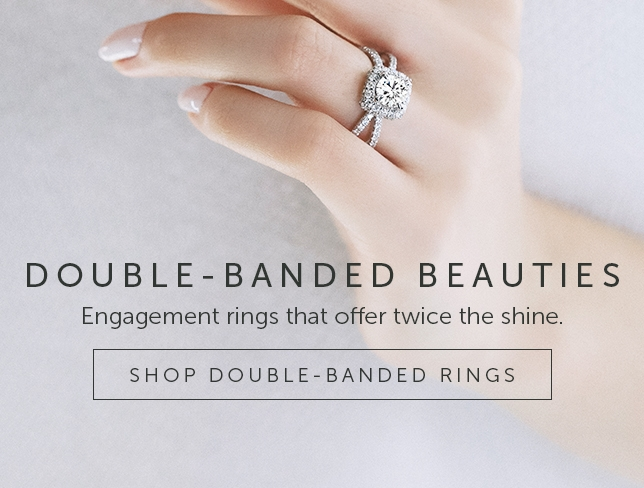 Double-Banded Rings