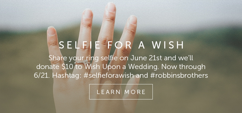 Selfie for a wish