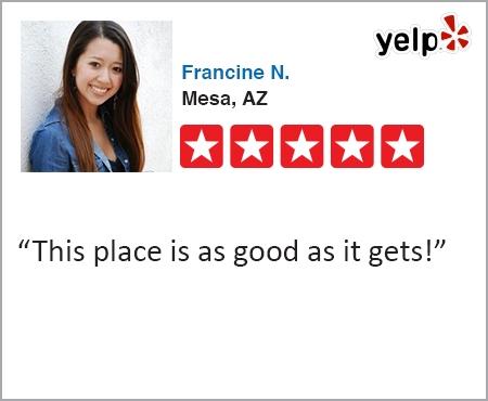 Francine N. Mesa, AZ