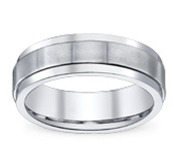 Wedding Ring Cobalt
