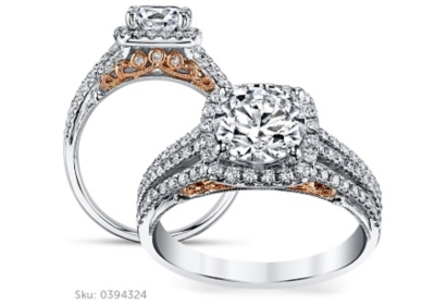 Engagement and Wedding Ring Designers Collections
