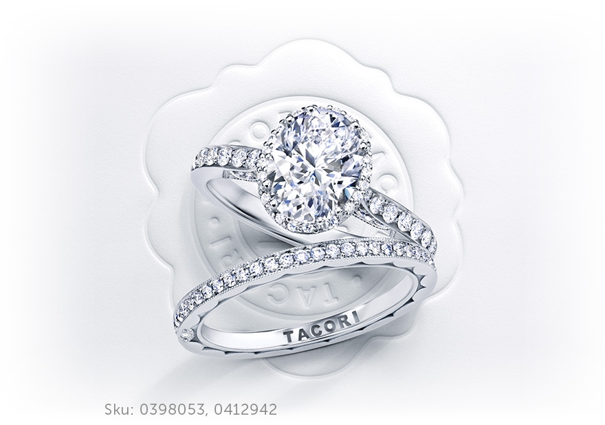 tacori designer see engagement rings - Tacori Wedding Ring