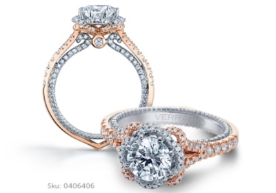 Verragio Designer Engagement and Wedding Rings
