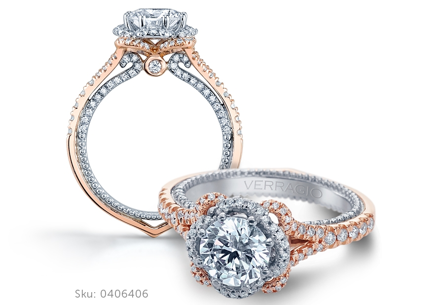 Verragio Engagement Rings And Wedding Bands At Robbins Brothers