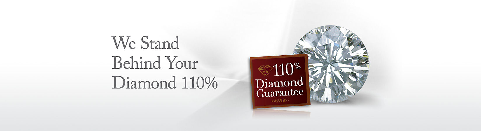 110% Diamond Guarantee