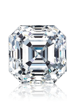 Diamond Shapes - Asscher
