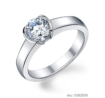 Engagement Ring Metals - Platinum