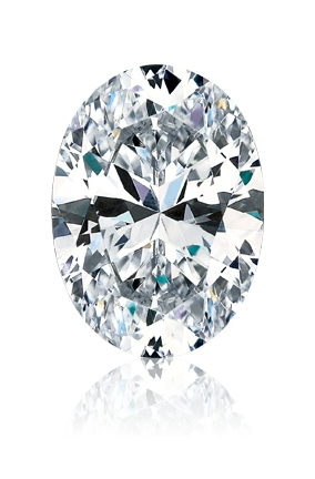 Diamond Shapes - Oval