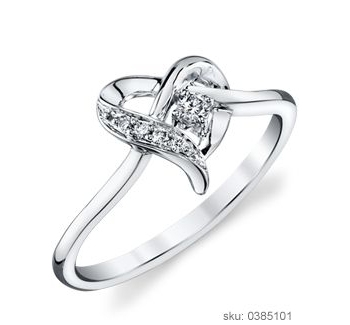 Engagement Ring Types - Promise Rings