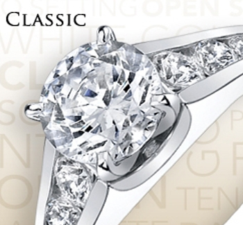 Engagement Ring Styles - Classic Ring Styles