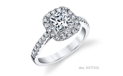 Halo Ring Design