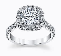 Michael M Engagement Ring