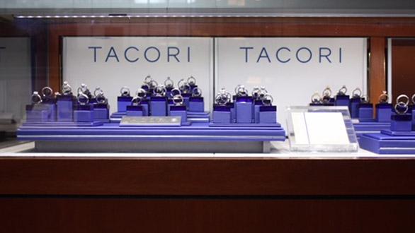 Seattle Store Interior Tacori Selection
