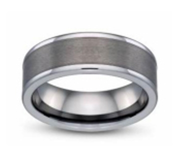 Wedding Ring Tungsten Carbride