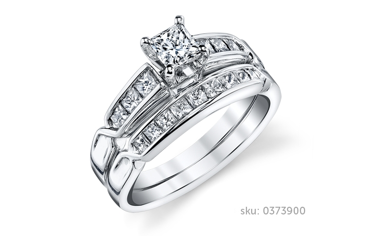 wedding ring set - Types Of Wedding Rings