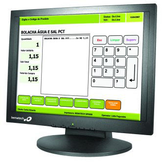 TOUCH MONITOR-15