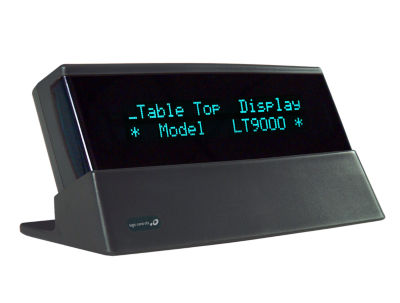 TABLETOP DISPLAY, 9.5MM, USB,PORT-POWERE