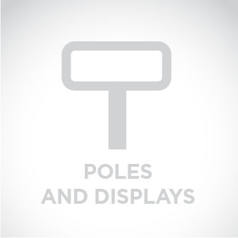 POLE DISPLAY FOR ALL KS SERIES9MM VFD, S