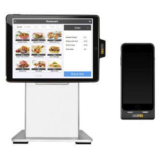 Custom America iSAPPOS iPad POS Stands