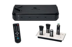 Fusion remote IR sensor