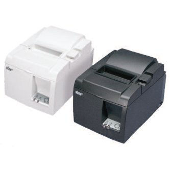 STAR MICRONICS, THERMAL PRINTER, TSP143IIIU GRY USTSP100III, THERMAL, CUTTER, USB, LIGHTNING, GRAY, USB CABLE, INT PS