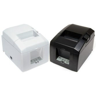 STAR MICRONICS, THERMAL PRINTER, TSP654IIBI2-24 GRY USTSP650II, THERMAL, CUTTER, BLUETOOTH IOS, GRAY, EXT PS INCLUDED, AUTO CONNECT ON