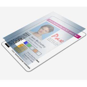 Zebra Card Laminates&Overlays