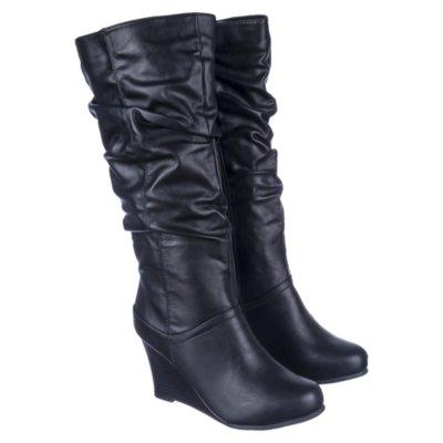 Women's Wedge Boot Vanna-03
