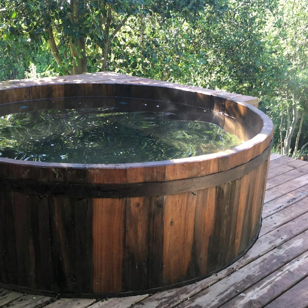 Spa de exterior y Hot Tub