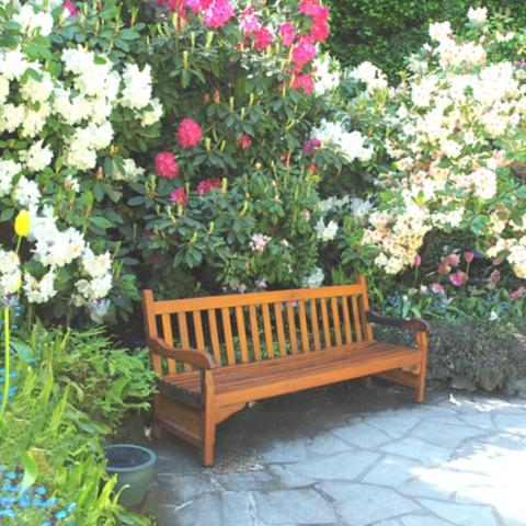 Escaños y Bancos de Jardín