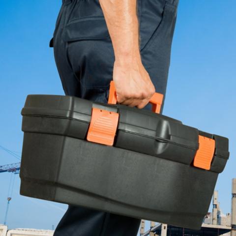 Cajas y maletas herramientas