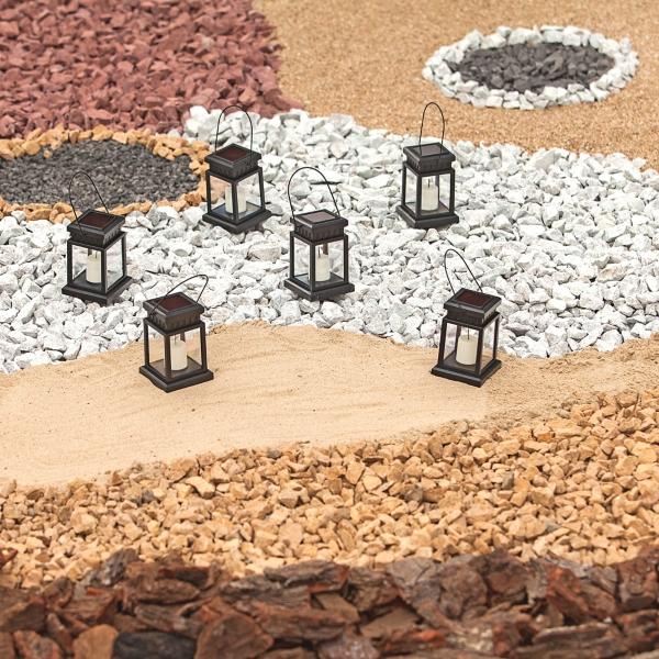 Mulch, Cortezas, Piedra y Gravillas