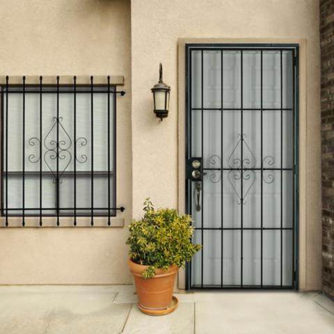 Protección para Puertas y Ventanas