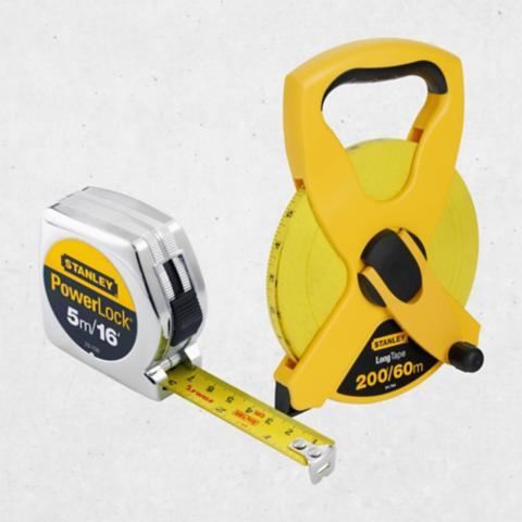 Herramientas de medición y trazado