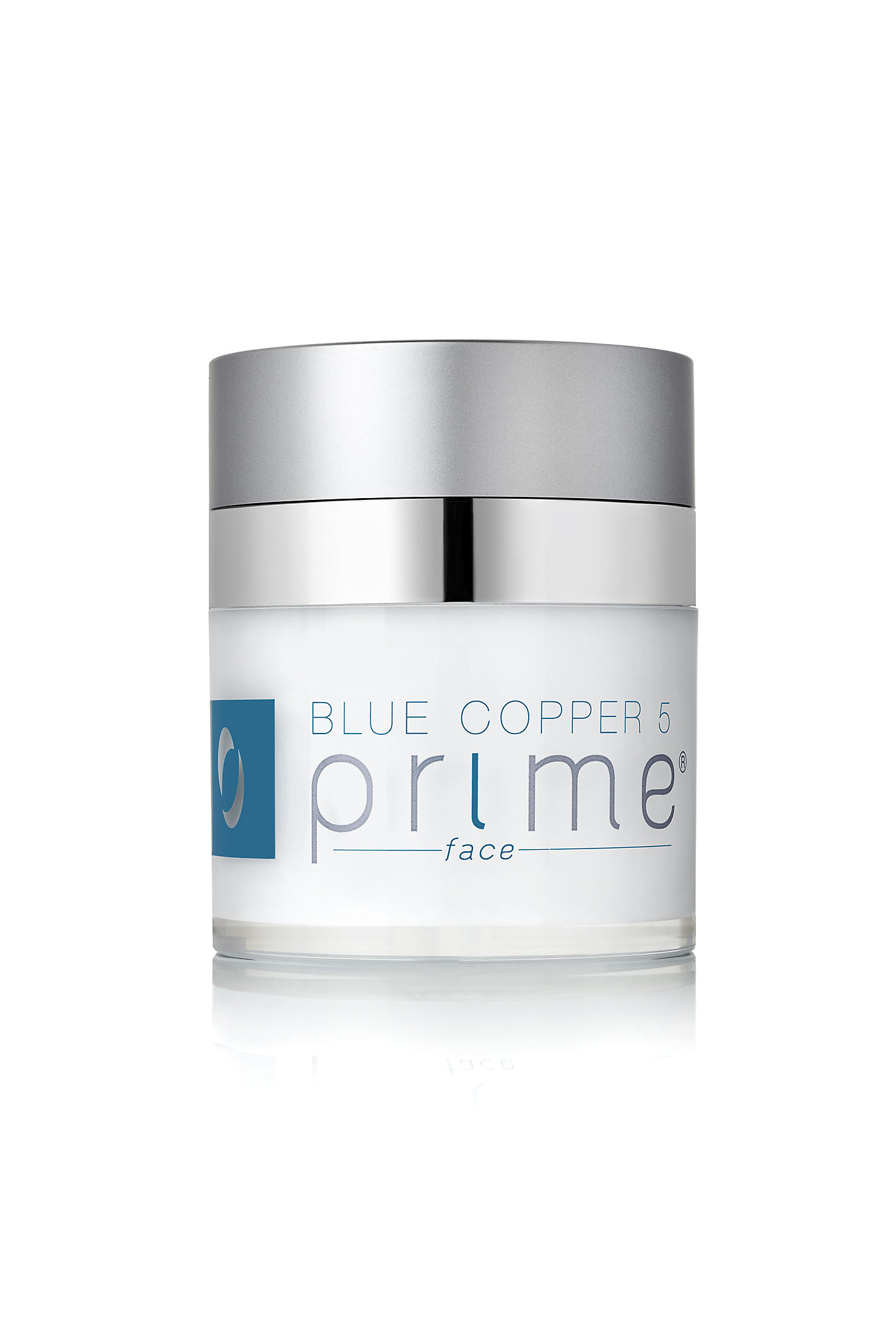 Blue Copper 5 Prime Face