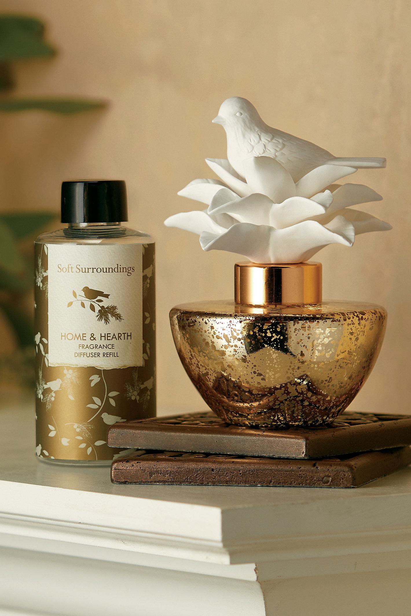 Home & Hearth Fragrance Diffuser & Refill Set