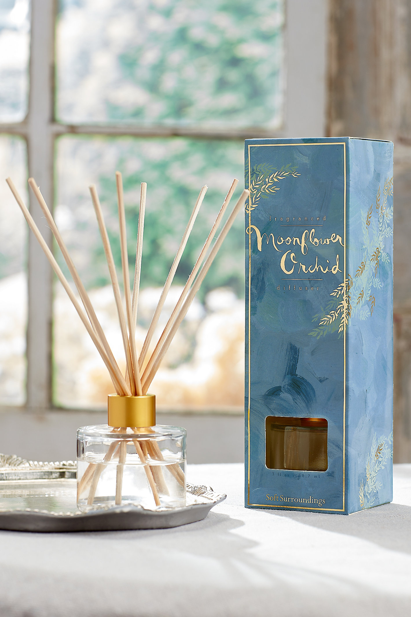 LUXE FRAGRANCED DIFFUSER