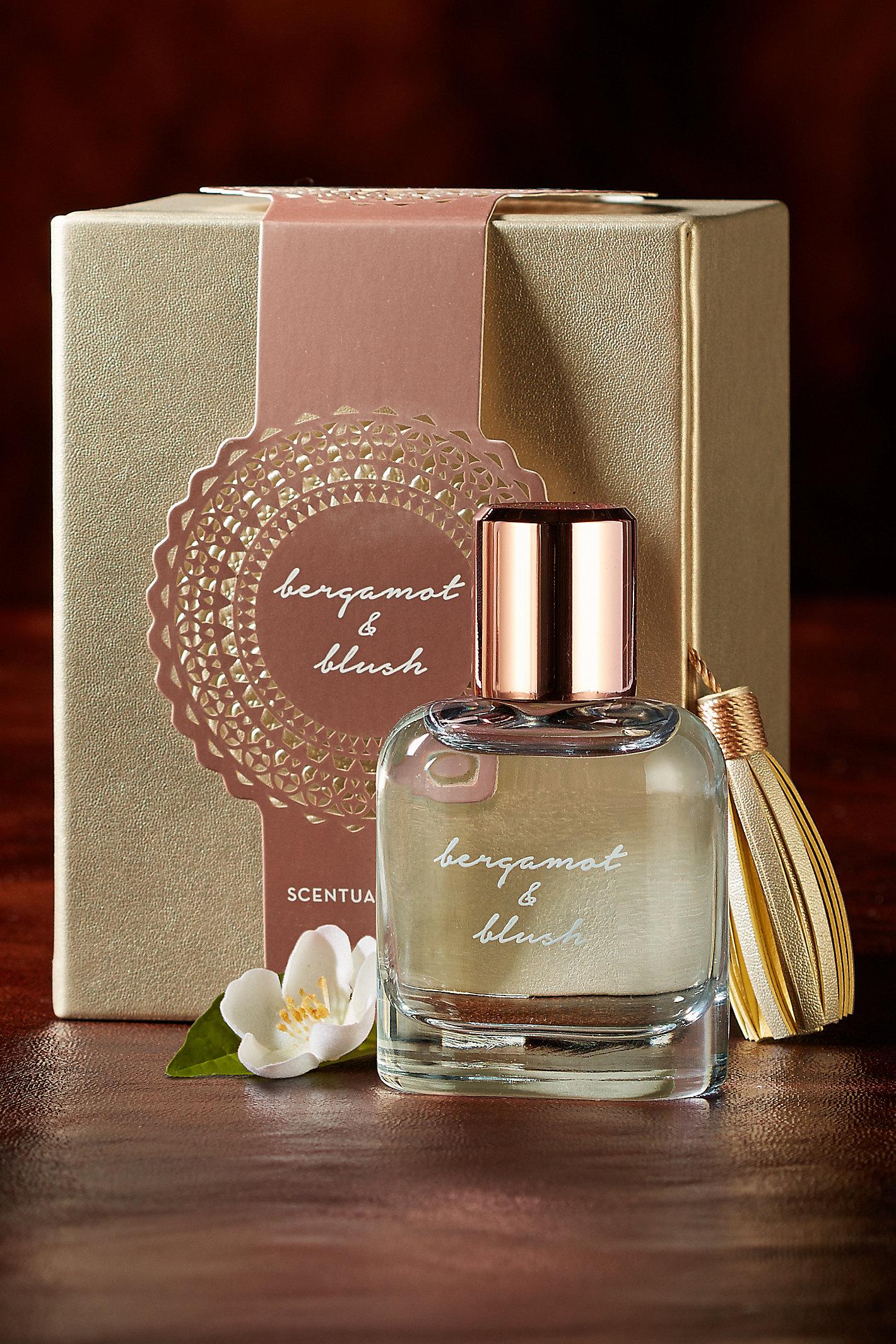 Scentual Suedes Bergamot&blush