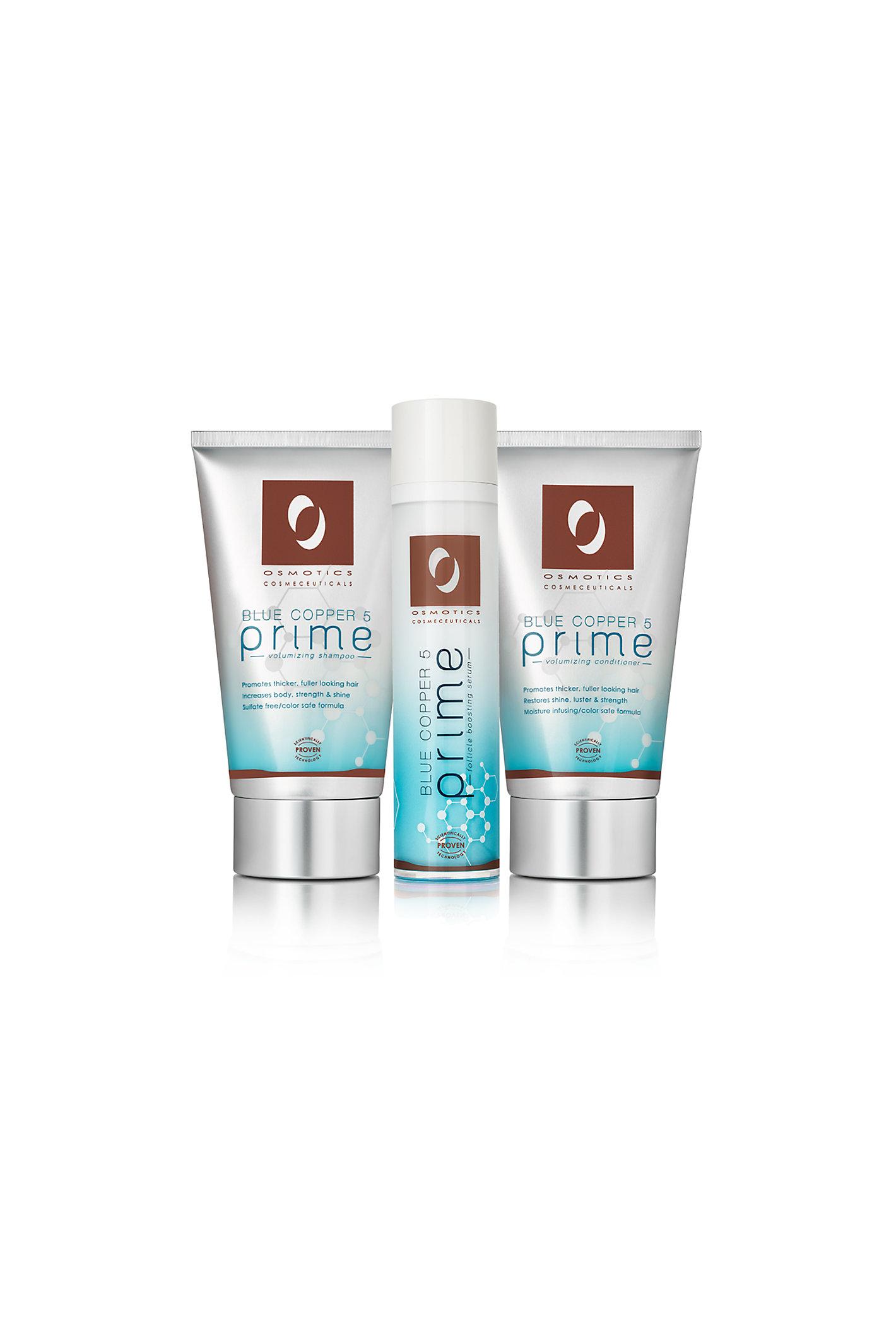 Osmotics Prime Hair Care Set