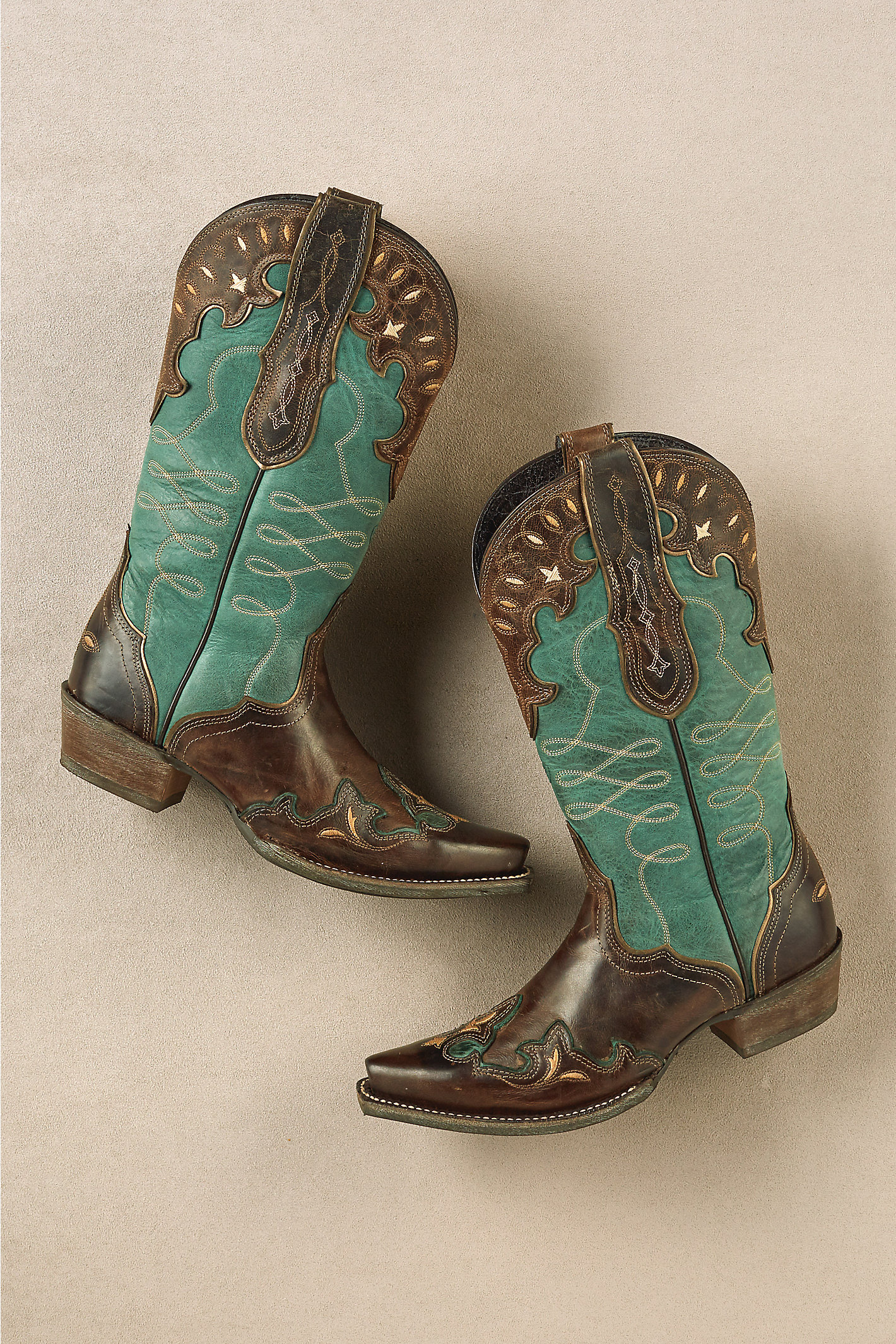 DIXIE BOOTS