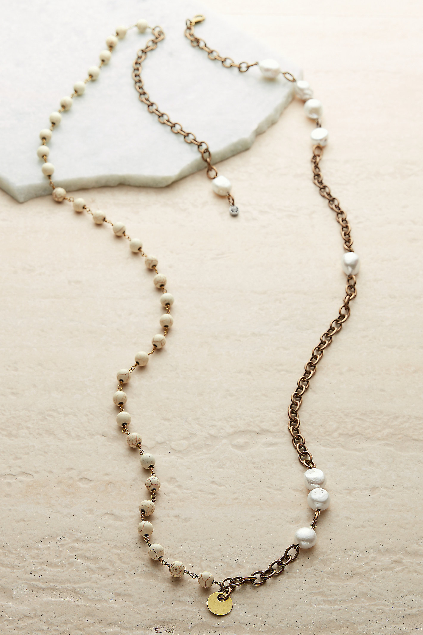 PATRICIA BEADED NECKLACE
