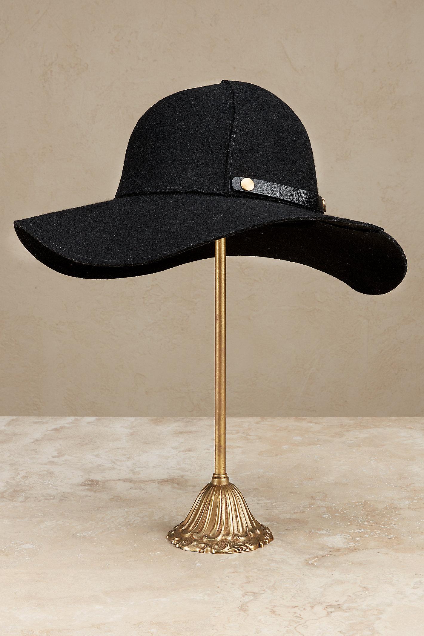 PACKABLE FELT HAT