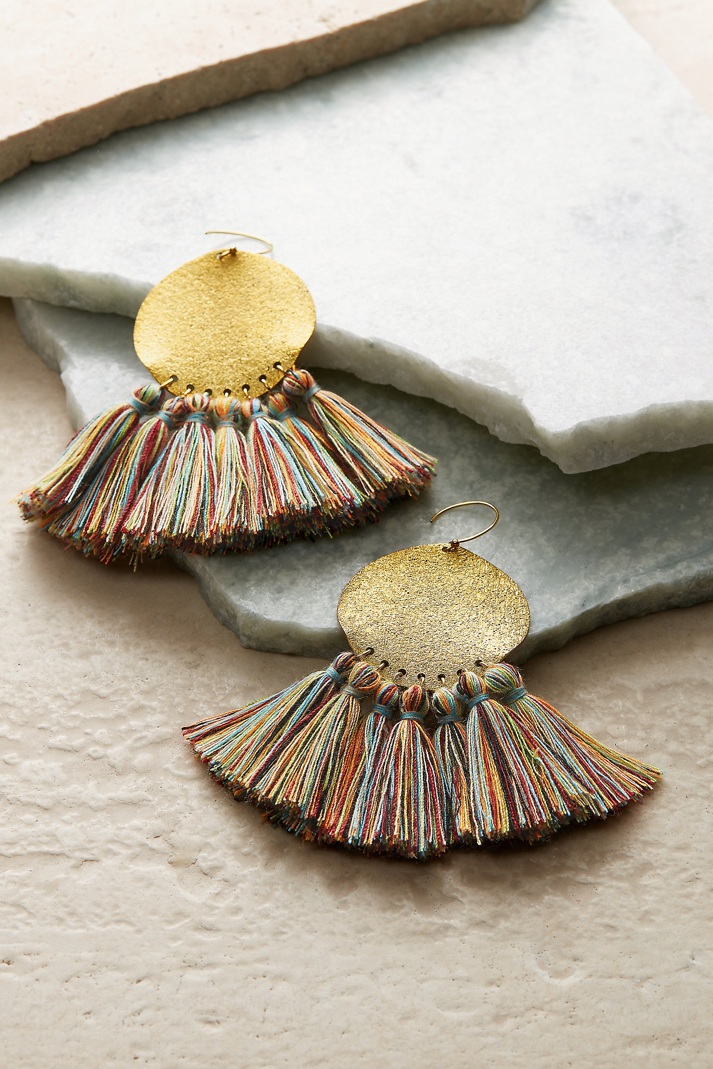 Se-festival Fringe Earrings