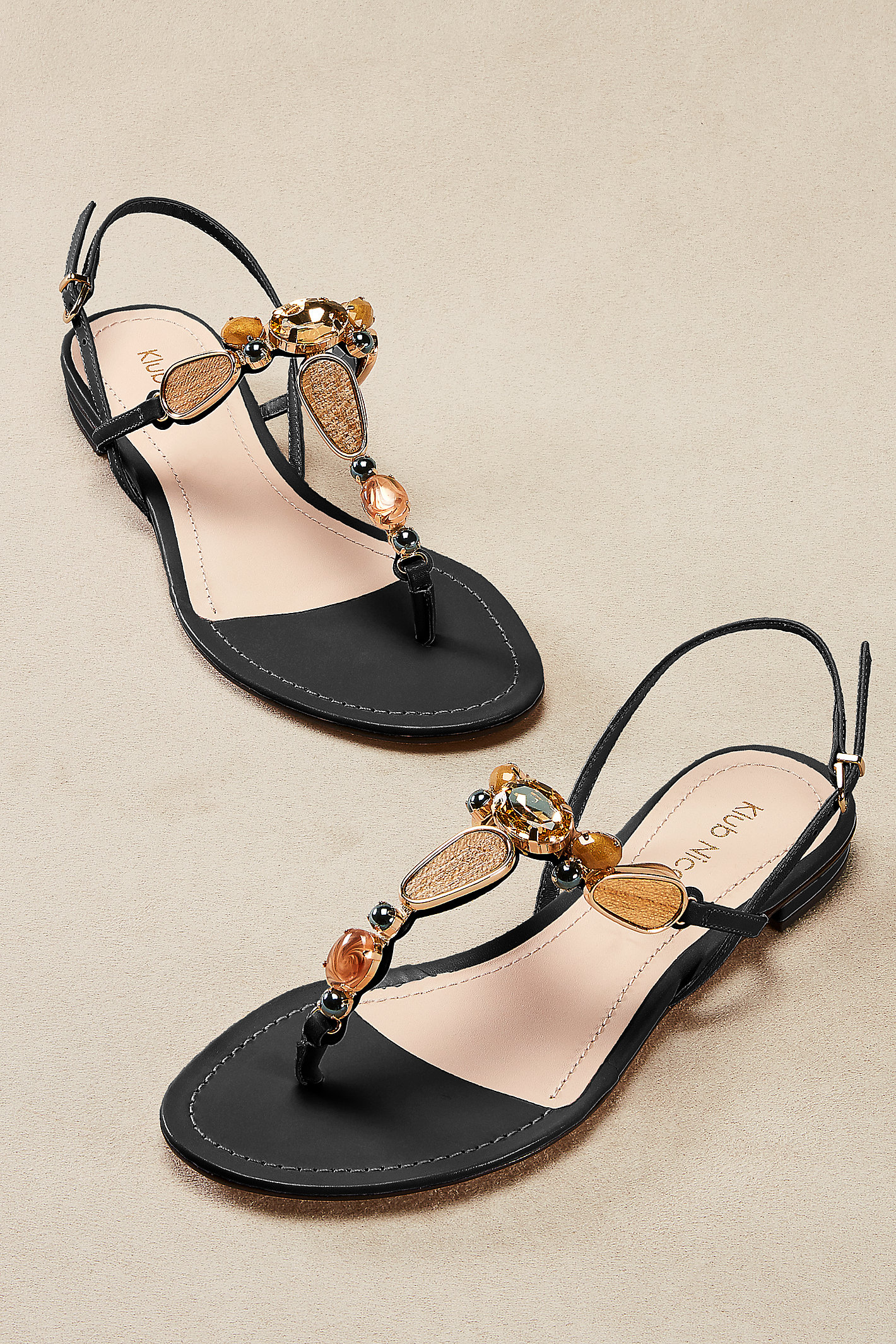 Jeanette Sandals