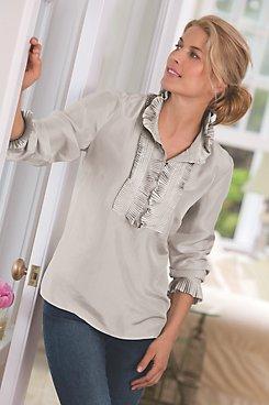 Rock Star Silk Shirt