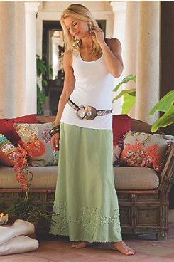 Bodrum Beach Skirt