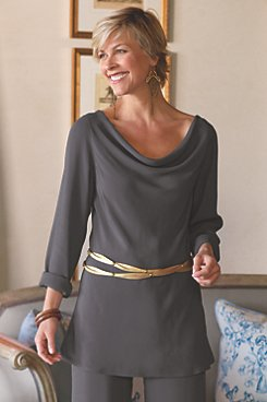 Luxury Crepe Top and Pant